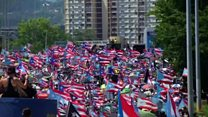 Puerto Rico's protesters demand governor's resignation