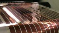 सौर्य ऊर्जा के क्षेत्र में बड़ा बदलाव ला सकती हैं सोलर शीट