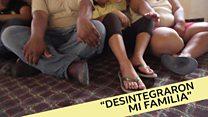 """""""Me trataron de comprar a mi hija de 10 años"""": el testimonio de los migrantes en México"""