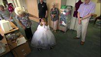 A dress fit for a princess