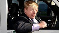 Boris Johnson, agiye gutumbereza Ubwongereza hehe?