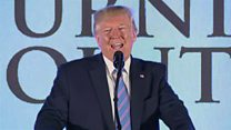 Trump on Johnson: 'They call him Britain Trump'