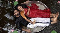 India's viral Insta wedding photoshoots