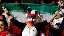 اتمام حجت فیفا به ایران: زنان نیایند فوتبالتان محروم میشود
