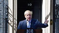 What do Boris Johnson's cabinet changes mean?