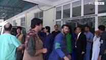 کابل کې چاودنې