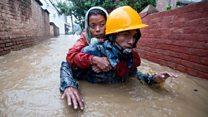 کیسے مون سون جنوبی ایشا میں تباہی کا باعث بنتی ہے