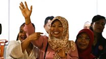 Detik-detik saat DPR setujui amnesti Baiq Nuril