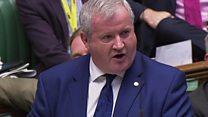 Johnson called 'deluded' by SNP's Ian Blackford