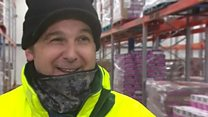 What's it like to work at -23.5C?