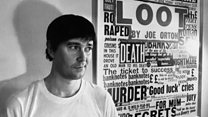 Joe Orton: 'A social and sexual rebel'