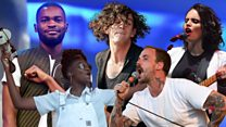Who are this year's Mercury Prize nominees?