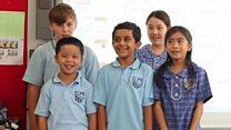 ऑस्ट्रेलिया में हिंदी का पहला स्कूल
