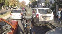 Три критичне тачке за бициклисте у Београду