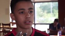 British 15-year-old becomes gaming millionaire