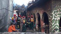 راولپنڈی طیارہ حادثہ: عینی شاہد نے کیا دیکھا