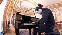 Ashkan Layegh: Iran's piano prodigy