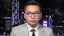 Hong Kong Chief Executive Lam 'should step down'