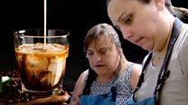 Coffee shop helps women rebuild their lives