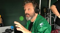 Michael Sheen: 'I have given everything to fund Homeless World Cup'