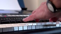 Facing up to Parkinson's with piano music