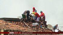 ဘရာဇီး အကျဉ်းထောင်ဆူပူမှု ၅၇ ဦးသေဆုံး