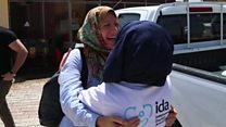 Crowdfunded hospital brings hope in Syria