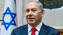 इसराइल में नेतन्याहू को मोदी का सहारा