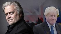 Bannon: 'The Brexit turmoil is only just beginning'