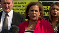 Border poll must be part of Brexit 'crash out'