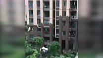 Кина: Трогодишњак пао са шестог спрата и преживео