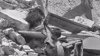 युद्धाचे निष्पाप बळी : इडलिबमध्ये सततच्या हवाई हल्ल्यात शेकडोंनी गमावला जीव