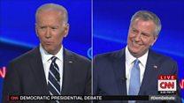Biden dodges question on deportations under Obama