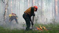 """Подкаст """"Что это было"""": можно ли потушить пожары в Сибири?"""