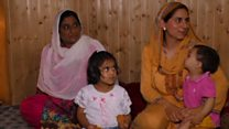 ਕਸ਼ਮੀਰ: ਭਾਰੀ ਫੌਜ ਦੀ ਤਾਇਨਾਤੀ ਨਾਲ ਲੋਕਾਂ 'ਚ ਸਹਿਮ ਦਾ ਮਾਹੌਲ