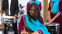 هنرمندان افغان، صد سال استقلال این کشور را جشن می گیرند