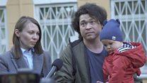 """""""Просто дикость"""": рассказ пары, которую хотят лишить родительских прав из-за митинга"""