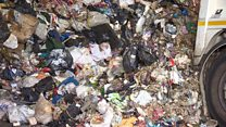 The landfill where half the rubbish is recyclable