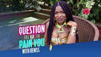 Peep for Cameroonian musician Reniss e secret garden