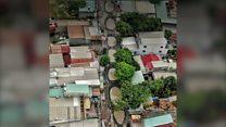 Con đường với gần 100 ổ voi ở Việt Nam