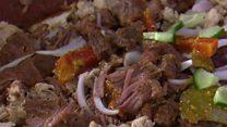 کٹوا گوشت: بنائیں بھی مٹی کے برتن میں اور کھائیں بھی اسی میں