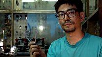 पुर्खाको बिँडो: चाबी बनाउने कला