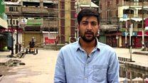 शनिवार को कश्मीर में क्या हुआ?