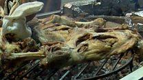 بقرعید پر عربی اور افغانی تڑکے کے ساتھ ران روسٹ