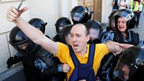 What's behind the Moscow protests?