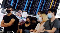 Hong Kong airport cancels flights