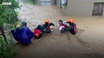 Tufão Lekima deixa 49 mortos e dezenas de desaparecidos na China