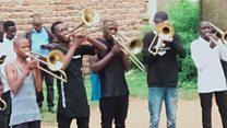 Watoto wa kurandaranda mitaani katika mji wa mbale Uganda wabadilika