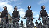 Điều gì dẫn đến các cuộc biểu tình ở Moscow?