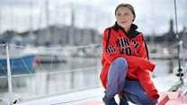 Greta Thunberg: Melawan perubahan iklim dengan perahu layar